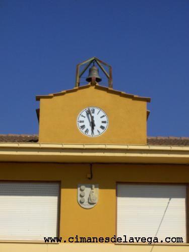 Reloj del Ayuntamiento