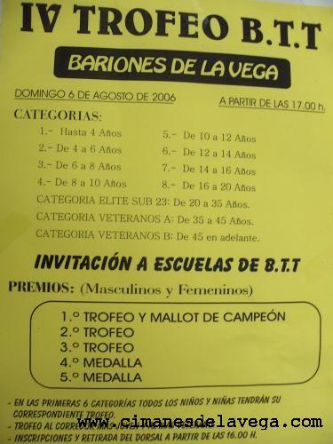 Competicion cliclista Bariones 07
