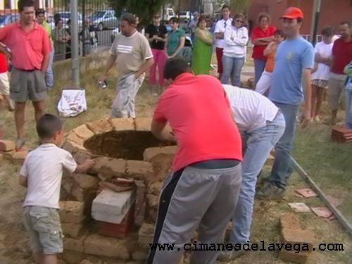 SEMANA CULTURAL -  HORNO DE ADOBE-